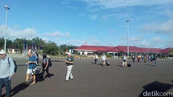 Turis Mancanegara di Belitung Merinding dan Puas dengan Penampakan Gerhana