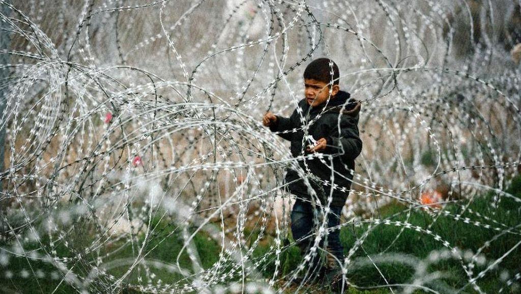 Slovenia dan Kroasia Tutup Perbatasan untuk Persinggahan Pengungsi