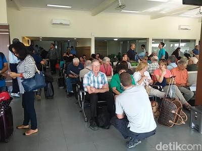 Banyak Turis Asing yang Mengaku Puas Lihat Gerhana di Belitung