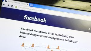 DPR RI Beri Waktu Facebook 1 Bulan