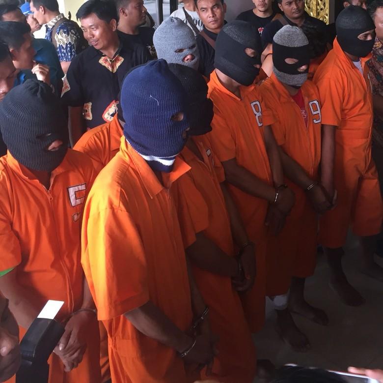 9 Pencuri Sarang Walet Lintas Jawa-Kalimantan Dibekuk, Ternyata Ada Pemodalnya