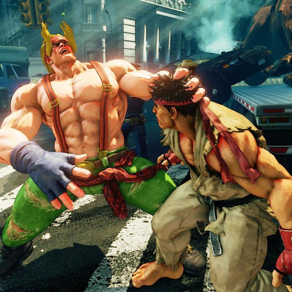 Begini Kombo V-Trigger di Street Fighter 5: Arcade Edition