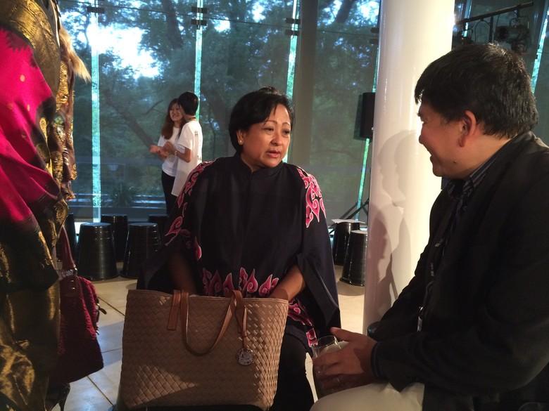 Indonesia Bisa Masuk Pasar Fashion Australia