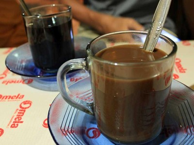 Ketika Laskar Gerhana Ngopi di Belitung