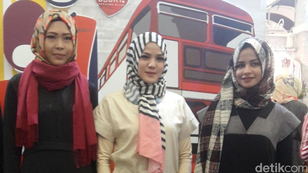 Segera Buka Gerai di London, Busana Hijab Elzatta Lebih Simpel