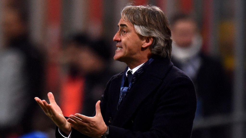 Mancini Tertarik Melatih Timnas Italia