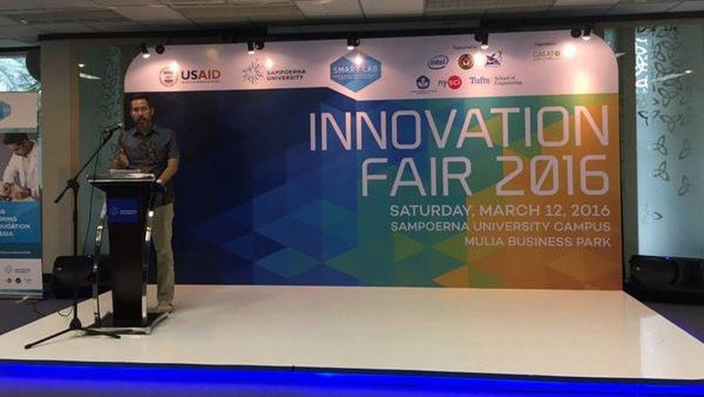 Intel Dorong Inovasi Pelajar di Bidang STEM