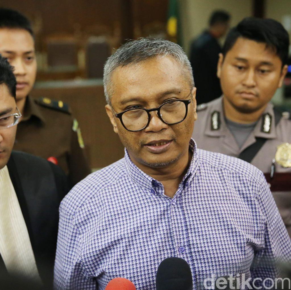 Kasus Korupsi UPS Alex Usman, MA Kabulkan Kasasi Jaksa