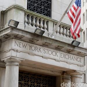 Wall Street Belum Lelah Cetak Rekor