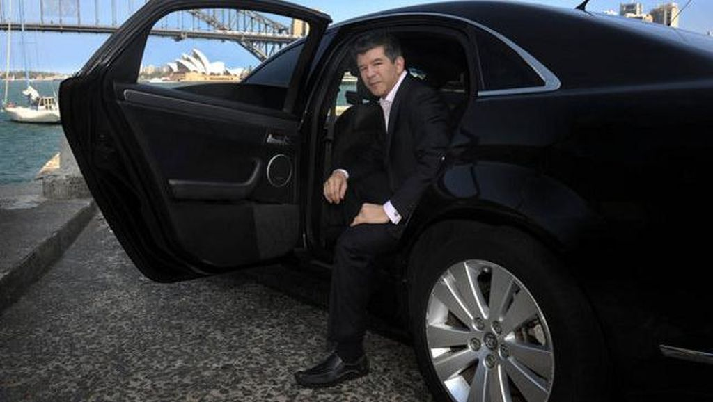 Walau Kontroversial, CEO Uber Penuh Ide Brilian