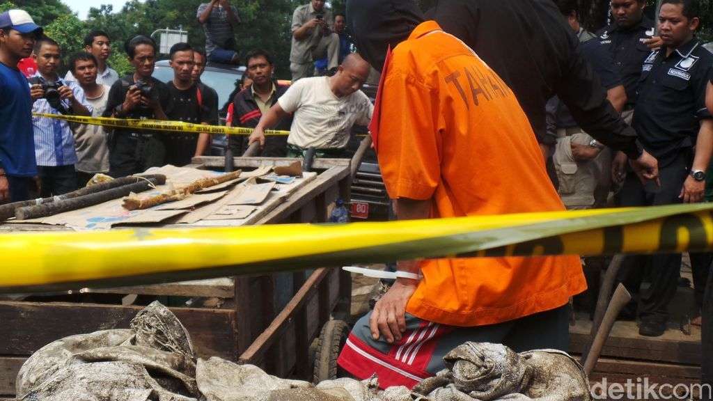 Polisi Periksa PLN Terkait Pencurian Kabel di Gorong-gorong