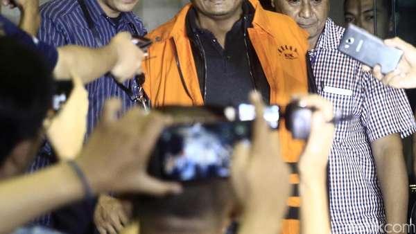 Budi Supriyanto Ditahan KPK, Golkar Belum Beri Sanksi