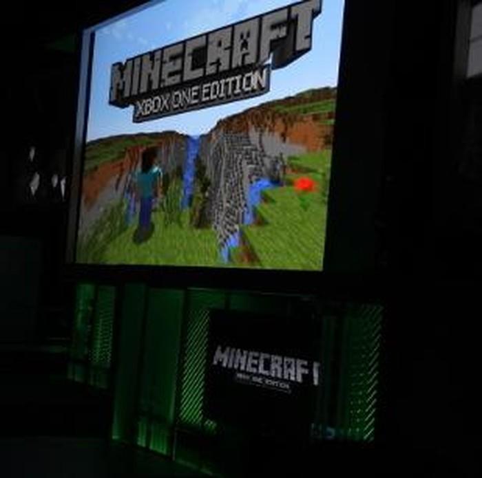 Minecraft. Foto: Istimewa