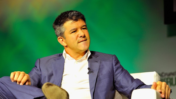 CEO Uber Travis Kalanick. Foto: GettyImages
