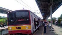 Gangguan Sinyal, KRL Kebayoran-Pondok Ranji Antre di 3 Stasiun