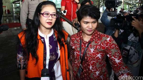 Damayanti: Terima Fee dari Rekanan Telah Jadi Sistem di Komisi V