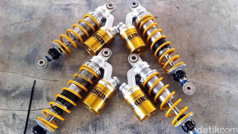 Penyebab Shockbraker Sepeda Motor Bocor