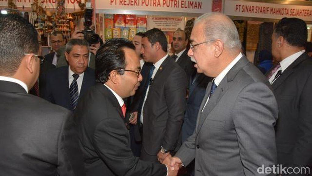 RI Promosi Besar-besaran di Pameran Dagang Internasional Kairo