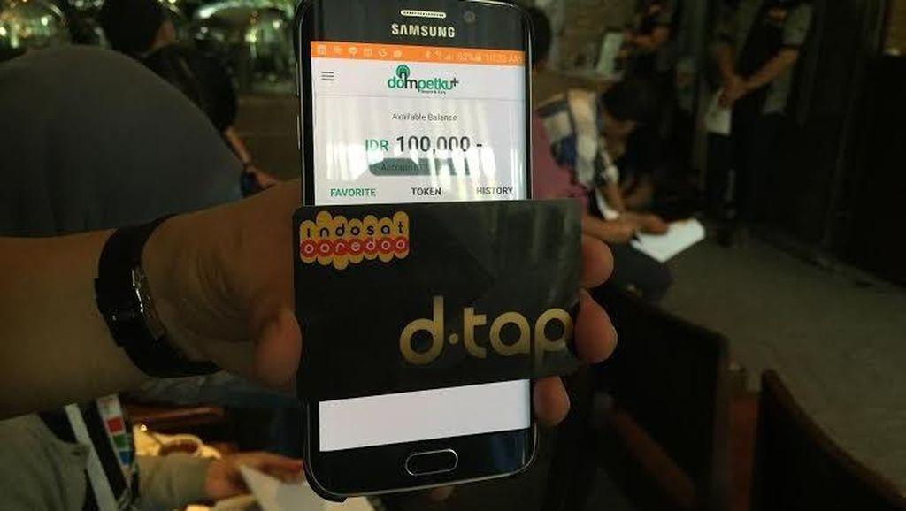 Indosat Benamkan NFC di SIM Card