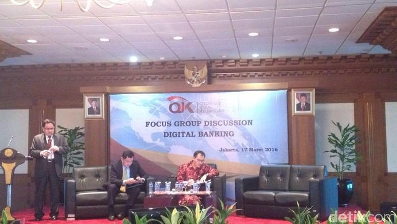 Digital Banking Bisa Bikin Bunga Kredit Turun
