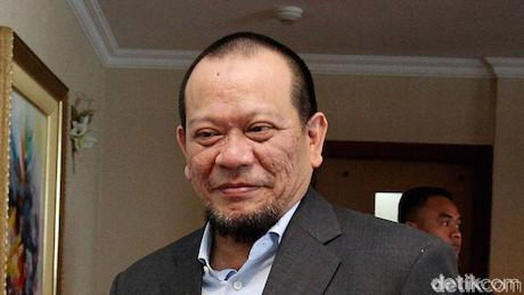 Masih Buron, La Nyalla Kirim Sambutan Tertulis Ulang Tahun PSSI