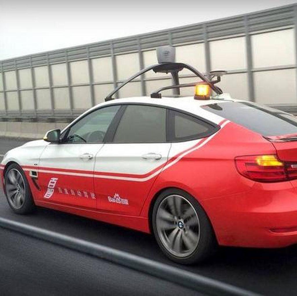 Salip Google, Baidu Siap Produksi Mobil Otonom