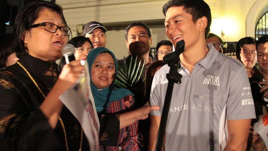 Dubes RI untuk Australia: Rio Haryanto Adalah Wajah Masa Depan Indonesia