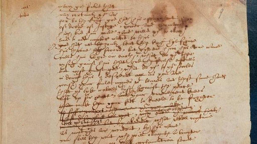 Perayaan 400 Tahun Shakespeare Diwarnai dengan Tur Buku Keliling