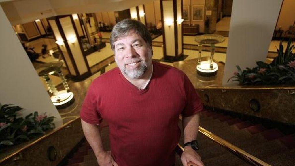 Steve Wozniak, Otak Apple yang Ditenggelamkan Steve Jobs