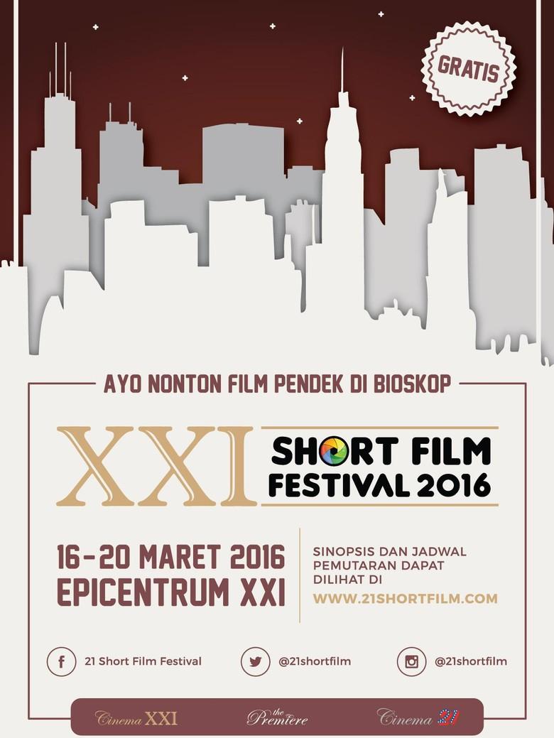Jangan Lewatkan! Festival Film Pendek di Bioskop Hingga 20 Maret