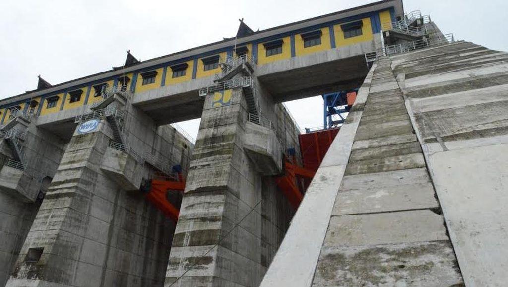 WIKA Garap Proyek Bendungan Kuwil Kawangkoan di Sulawesi Utara Rp 783 M