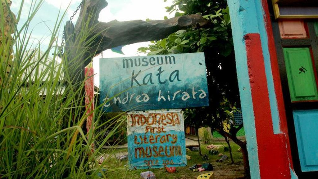 Museum Kata Andrea Hirata, Tempat Wisata Edukasi di Belitung