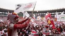 Golkar Usung Jokowi di 2019, Gerindra Ajak PDIP Berkoalisi