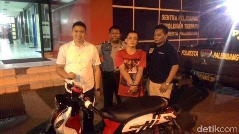 Tipu Warga Palembang, Pasutri Pelaku Hipnotis Ditangkap