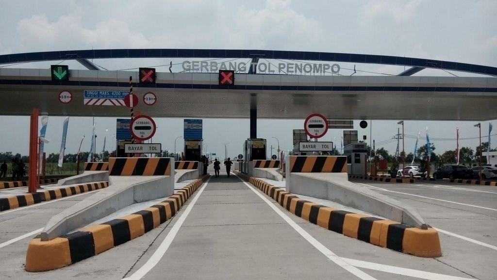 402 Km Jalan Tol Siap Dilewati Pemudik Lebaran Tahun Ini