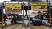 1 Oktober, 15 Gerbang Tol di Jatim Berlaku E-Toll