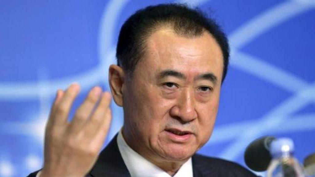 Wang Jianlin, Mantan PNS yang Jadi Orang Terkaya di China