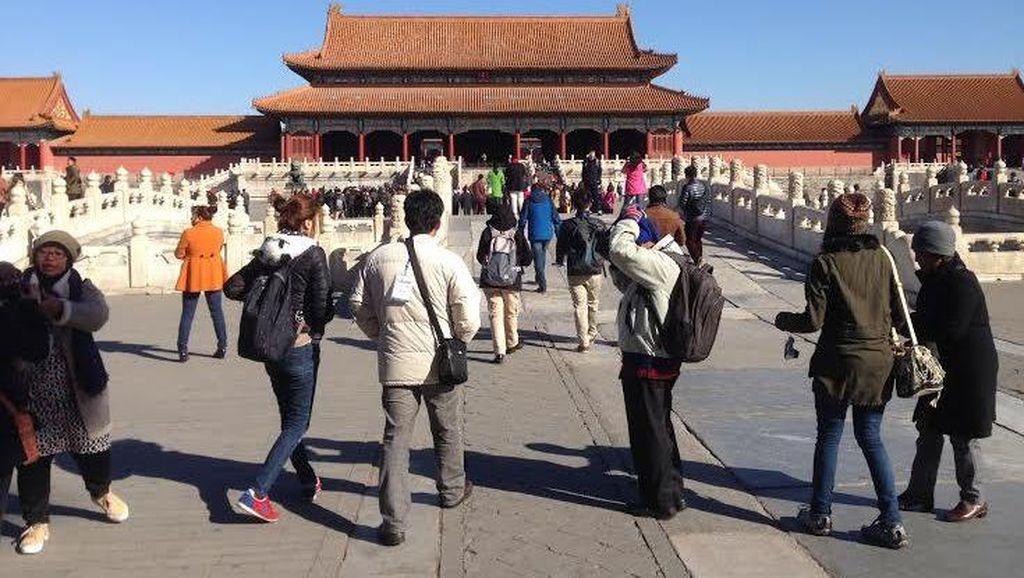 Foto: Ini yang Bikin Kota Terlarang China Bertahan 2.500 Tahun