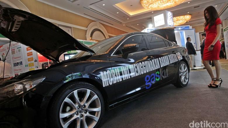 Mobil CNG Bakal Menguntungkan Konsumen