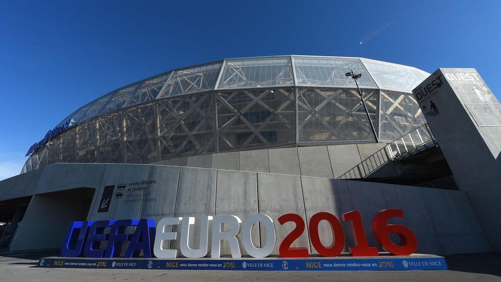 Piala Eropa Tak Mungkin Ditunda