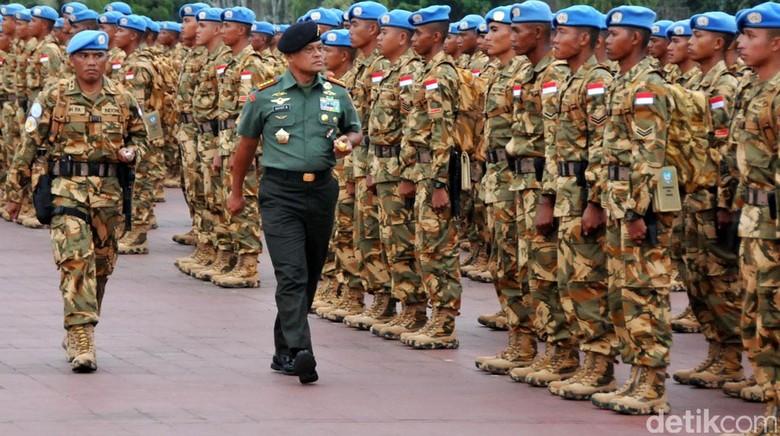 Jenderal Gatot Yakin Pemberantasan Terorisme Optimal Bila Libatkan TNI