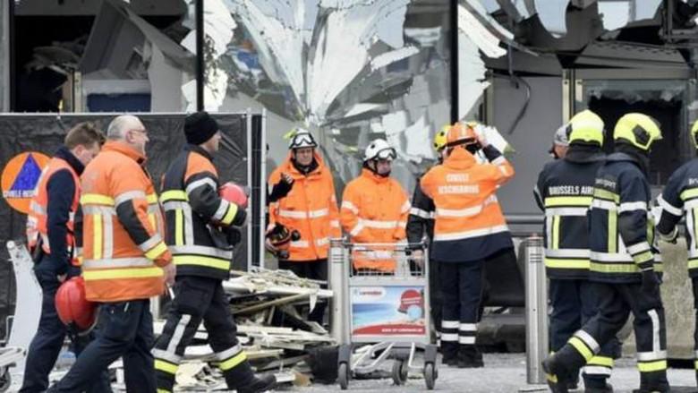 Pengebom Bandara Brussels Targetkan Warga AS dan Israel