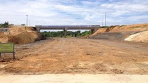 Jokowi Tinjau Pembangunan Jalan Tol Pertama di Kalimantan