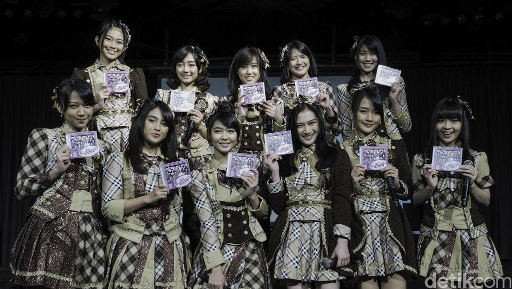 JKT48 Ikut Ramaikan Spotify