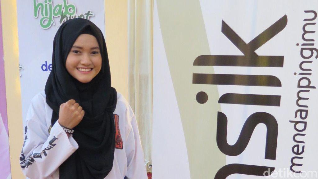 Atlet Bela Diri Aceh Ini Siap Pukau Juri Sunsilk Hijab Hunt 2016