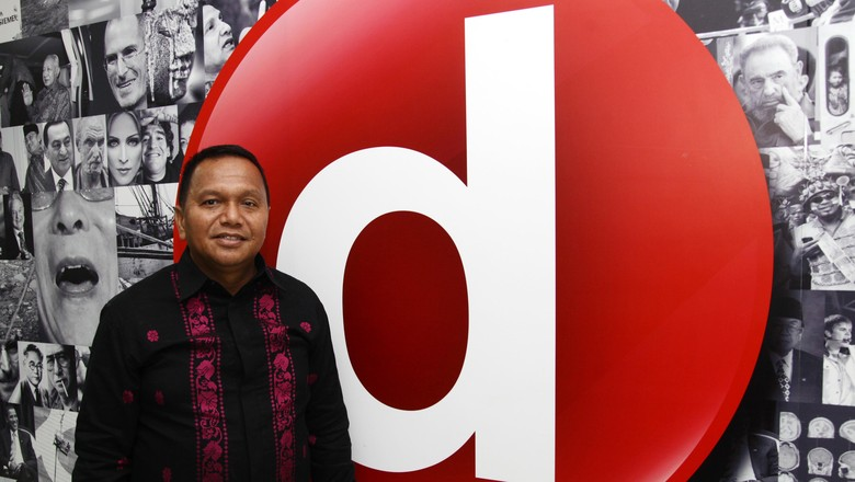 Walikota Sawahlunto Ali Yusuf (Reno Hastukrisnapati/detikTravel)
