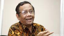 Mahfud MD Masuk Bursa Cawapres, PAN: Banyak Pilihan Makin Bagus