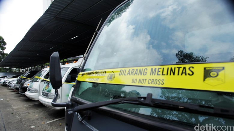Polisi Gagalkan Penyelundupan Mobil Ilegal ke Timor Leste