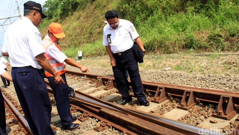 2.428 Km Rel Kereta Baru Kalimantan, Terbangun 100% di 2030