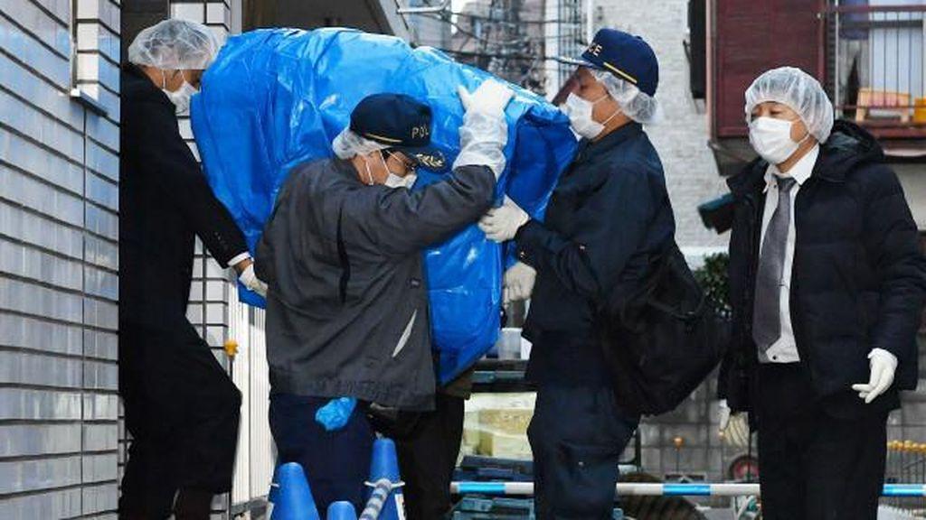 Pria Jepang Ditahan karena Sekap Remaja Selama Dua Tahun